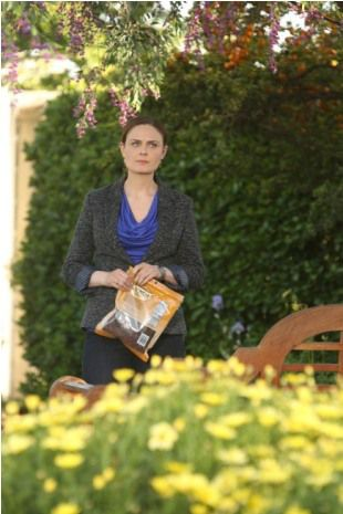 bones season 8 finale secret in the siege fox 9 brennan emily deschanel 'Bones' Season 8 finale photos: Will Booth and Brennan get engaged or break up?