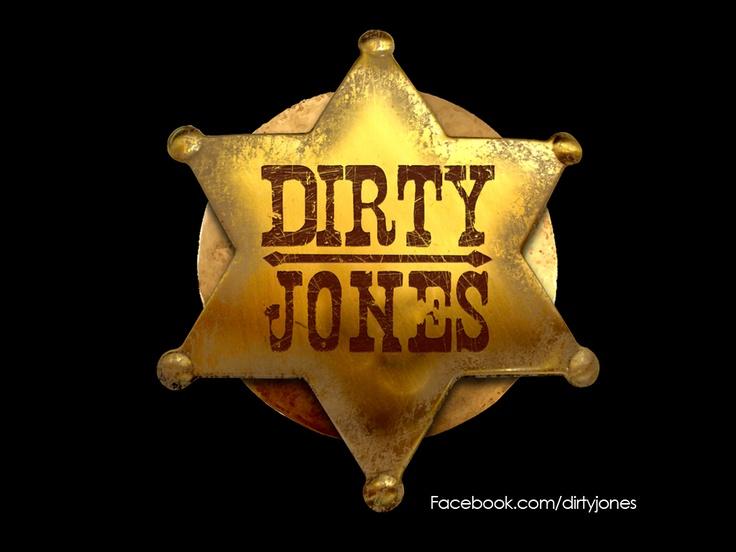 """Diseño logo """"Dirty Jones"""" en compañía de Andres Felipe Pelaez y David Zuñiga"""