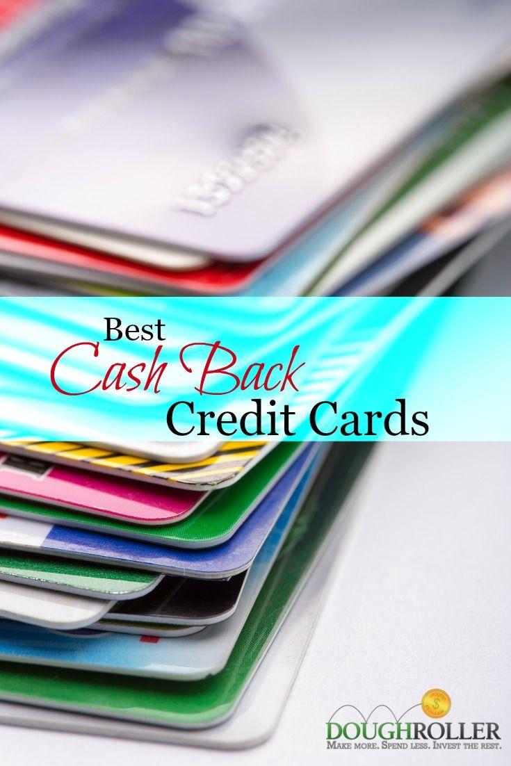 8 Best Cash Back Credit Cards of 2016