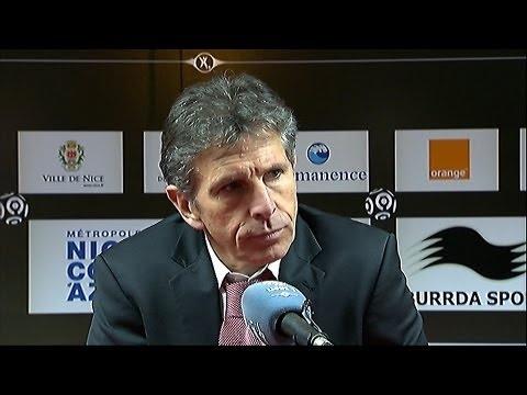 FOOTBALL -  Conférence de presse OGC Nice - FC Lorient (1-1) - http://lefootball.fr/conference-de-presse-ogc-nice-fc-lorient-1-1/