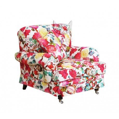 Fotel francuski - Isabella