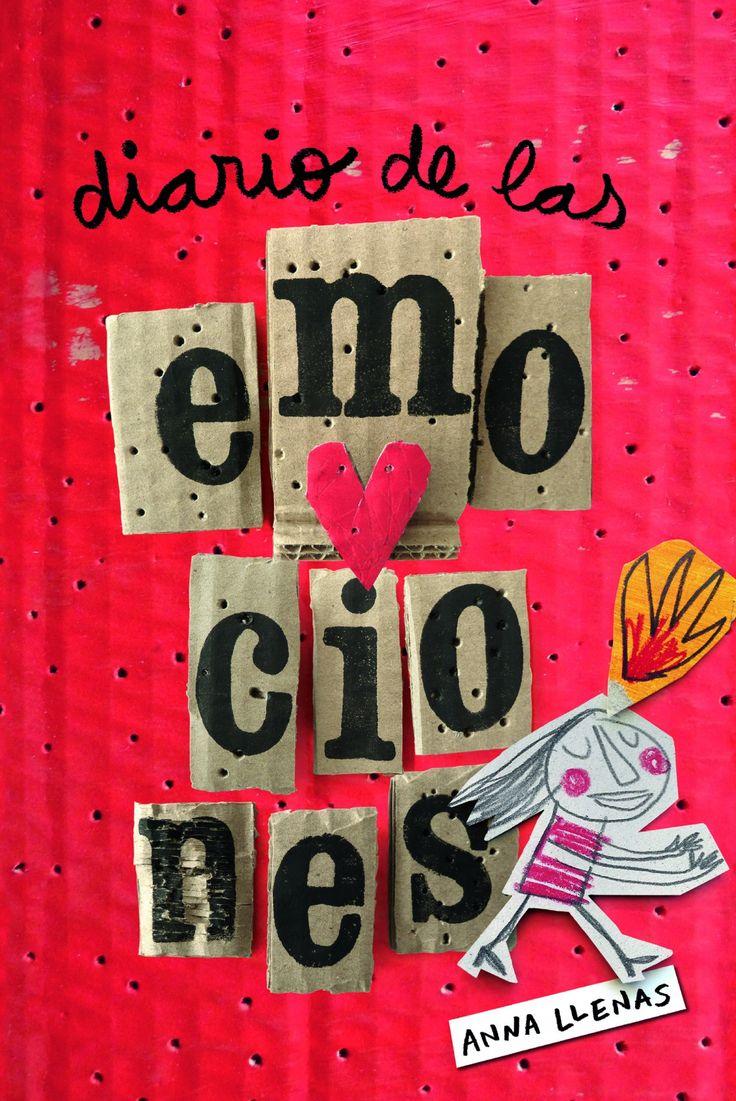 Diario de las emociones  -Este diario creativo nos permite expresar, jugar y divertirse mientras exploramos de manera única nuestras emociones.