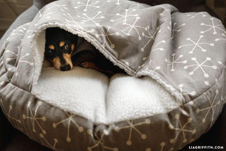 Pocket Dog Bed