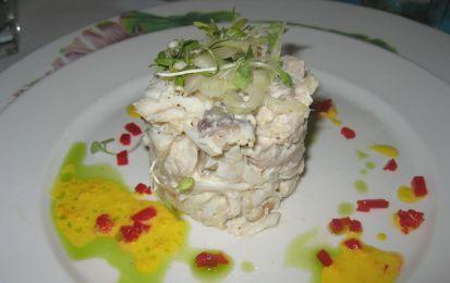 Sformato di pesce - Ricetta per preparare lo sformato di pesce, un secondo piatto sano e piuttosto leggero, fatto con ingredienti semplici, genuini e ricchi di fosforo e vitamine.