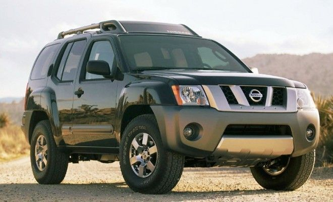 Nissan Setop Produksi Mobil SUV Xterra Tahun Ini | BINTOM