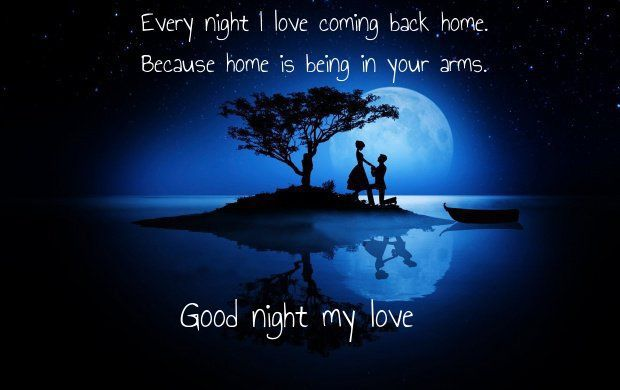 Best Love Good Night Poems,Shayari,messages,Sms,Text For Girlfriend