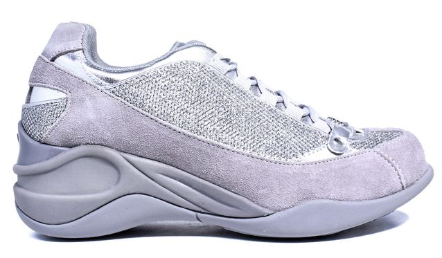 scarpe fornarina grigie da donna #scarpe #sneakers #donna #fornarina #zeppe #moda #fashion #trendy #trend #style #stile #shoes #scarpeposrtive