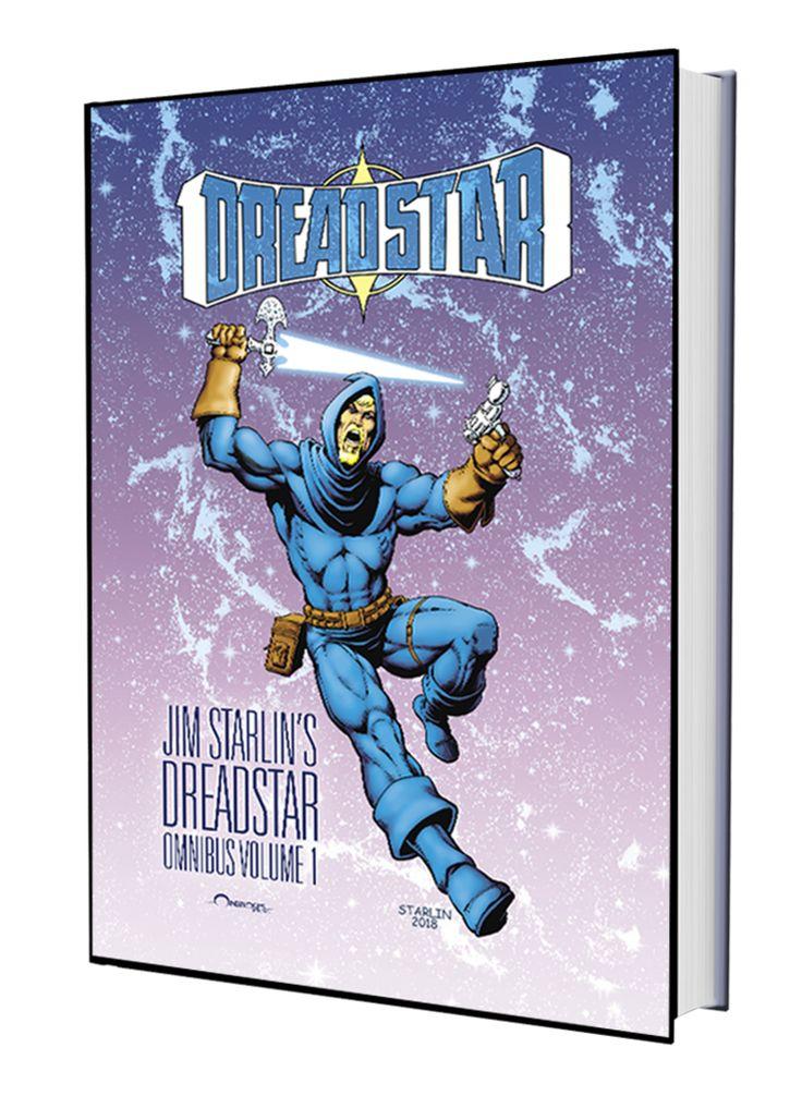 Dreadstar omnibus volume 1 graphic novel novels