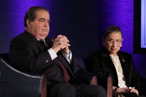 What made the friendship between Scalia and Ginsburg work | The Washington Post
