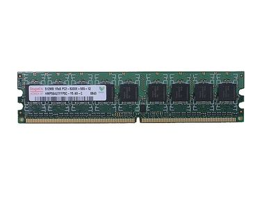 512MB PC2-5300E 667Mhz 1RX8 DDR2 ECC Memory RAM DIMM Y5948