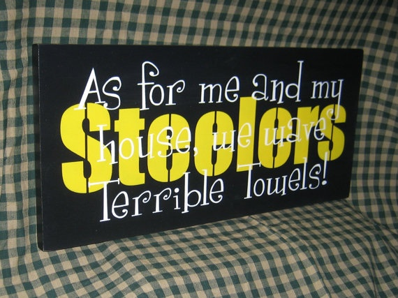 Steelers Man Cave Signs : Images about go steelers on pinterest