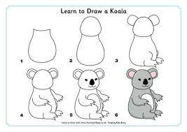 koala art activities