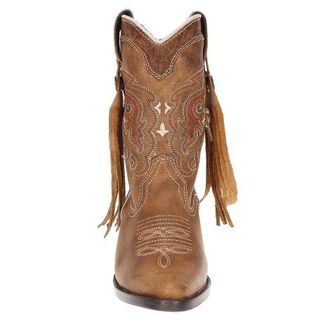 Bota Texana Infantil Caramelo  - West Country 15103