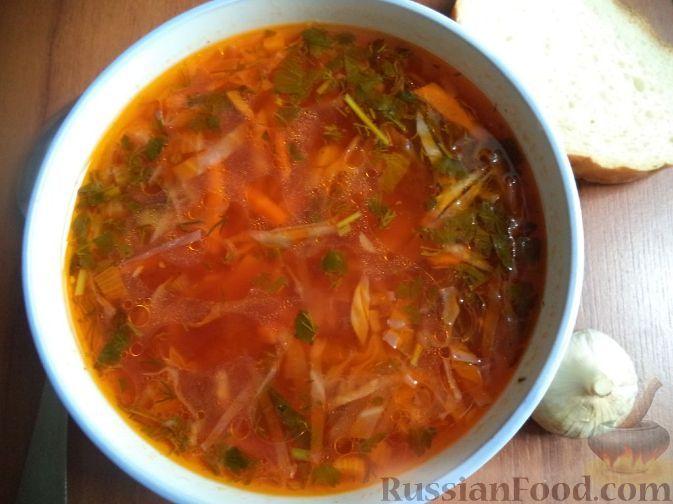 рецепт супа борщ far far away