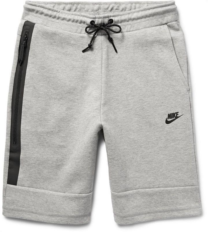 nike shorts zip