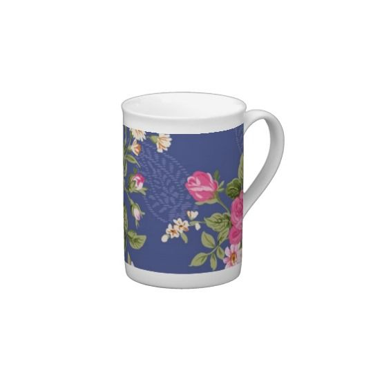 China Mug: Bonnie Bone China Mug