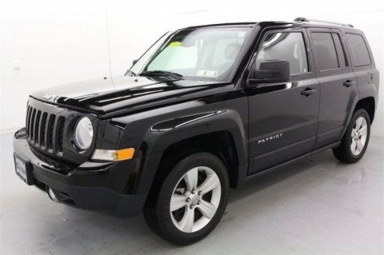 Used 2014 Jeep for sale in Patriot, 4WD Limited Sport Utility. Learn more about this 2014 Jeep Hatfield, plus more new cars and used cars.