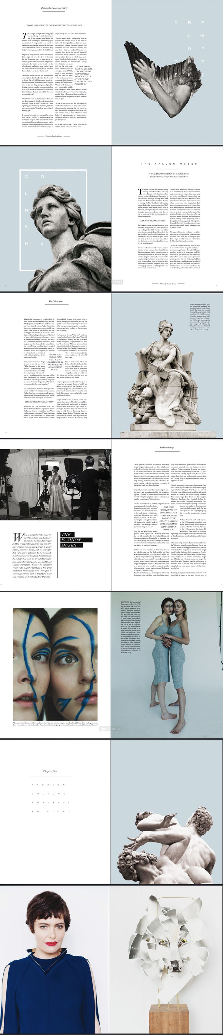 Lone Wolf Magazine, Volume 12 Layout Design | Graphic Design | Magazine Layout #article #pullquote #quote #blockout #image