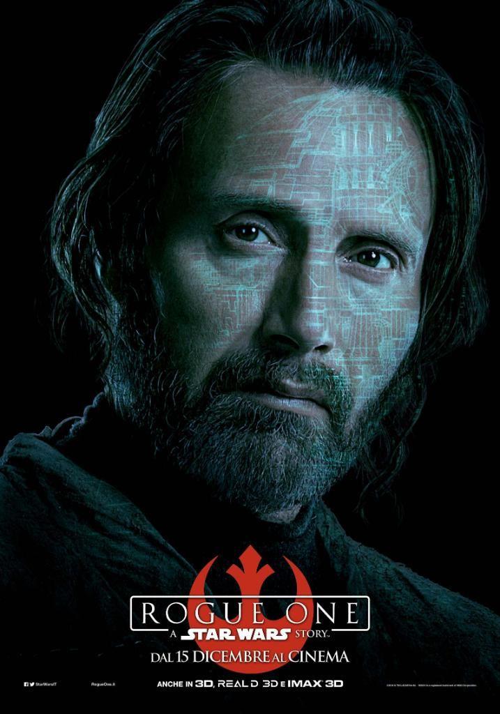 Mads Mikkelsen se estrena en la promoción de Rogue One