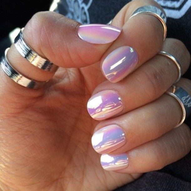This nail polish tho
