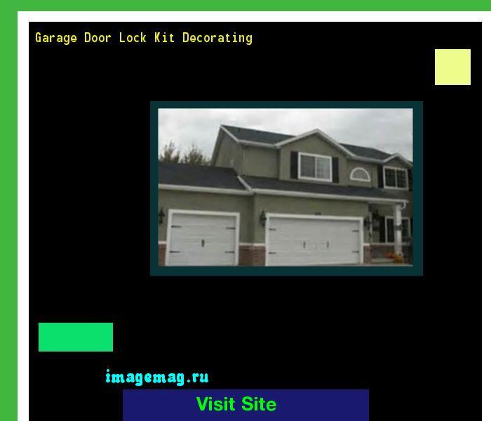 Garage Door Lock Kit Decorating 120837 - The Best Image Search