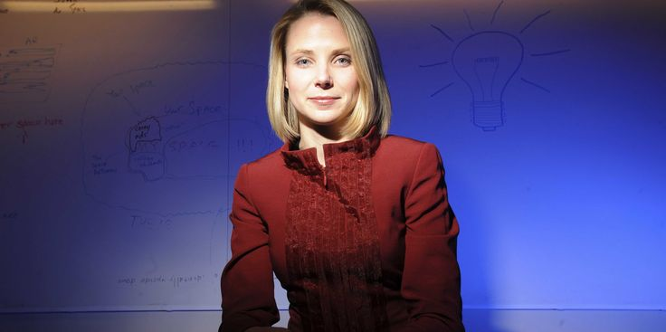 Yahoo CEO Marissa Mayer needs only four to six hours of sleep each night.