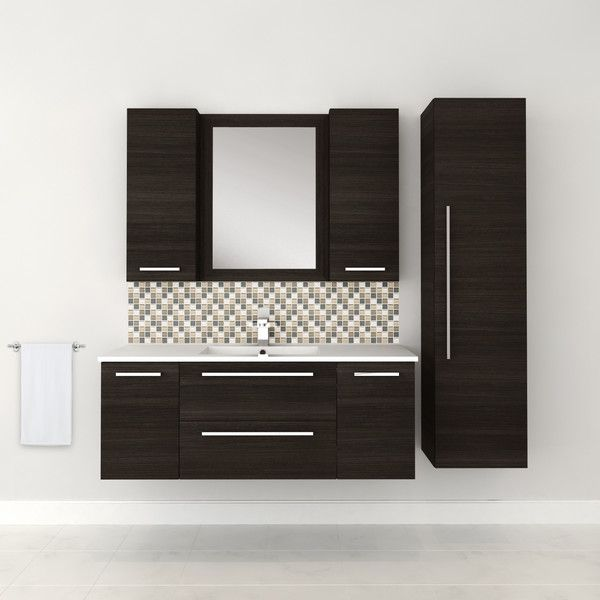 Cutler Kitchen Amp Bath Silhouette 48 Quot Wall Hung Vanity