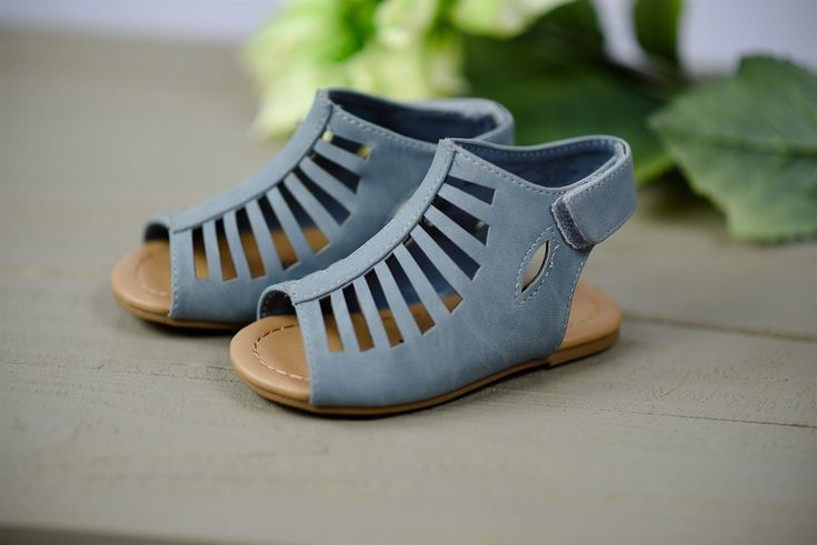Toddler Sandals I 2 Styles