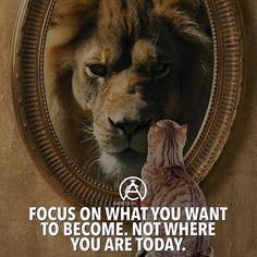 Focus on the end goal. #success. #quotes #rich #wealth #prosperity #cash to achieve #passion #dreams #goals #entrepreneur. #Get your #6figures #income #secret http://wealthyguru.com