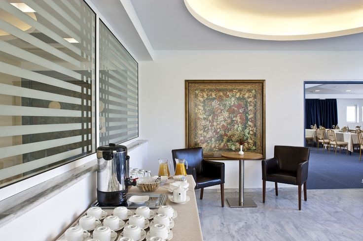 While your #business meeting, take a break for a coffee! #CivitelAttik #AthensHotels