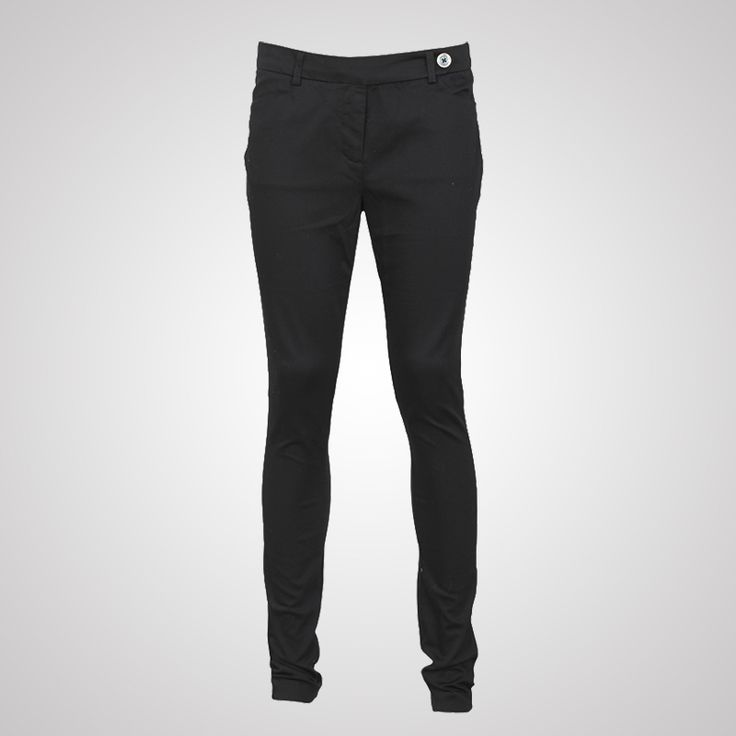 Pantaloni Pantaloni Stradivarius , culoare negru ,marime 34
