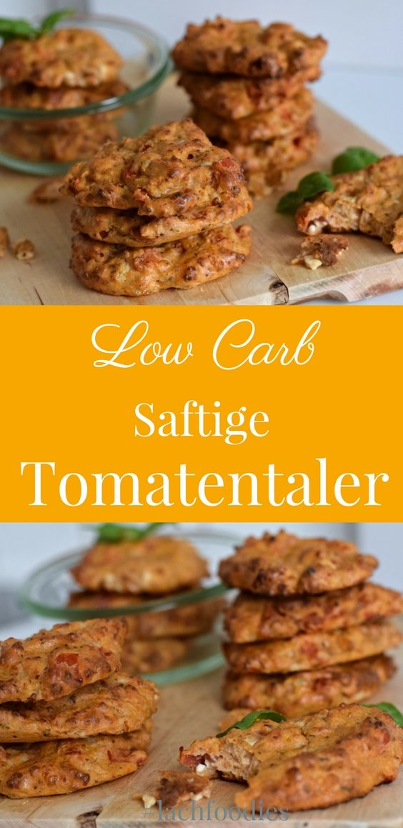 Low Carb Tomatentaler