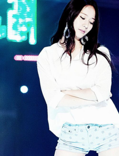 #krystalJung