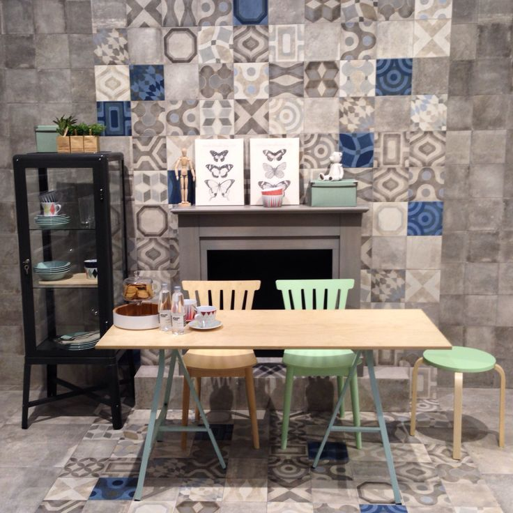 MEMORY OF CERIM - Florim booth L11063 hall s1 COVERINGS 2014 - LAS VEGAS #tile #florim #usa #lasvegas #vegas #event #coverings #coverings2014 #coverings25 #tiles #italian #architecture #architect #interiordesign #design #homedecor #nevada
