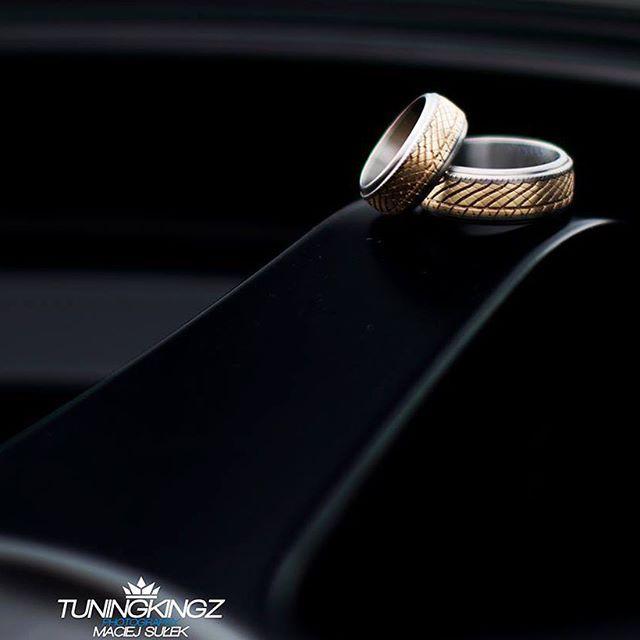 Profile tires #wedding #rings #inneobraczki #jawellery #original #unique #tuningkingz #tires