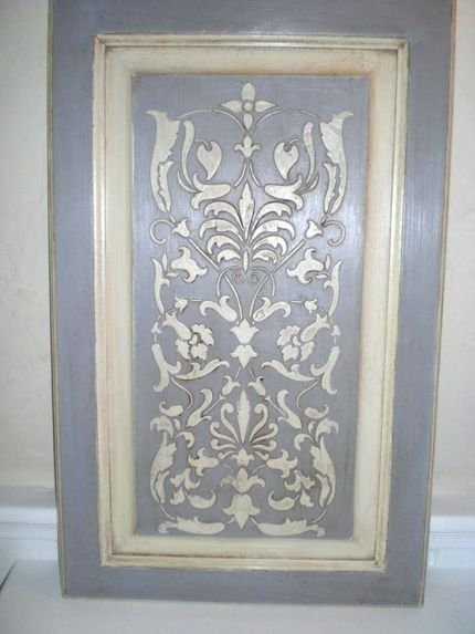 Stencils For Kitchen Cabinets