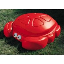 A crab sandbox!