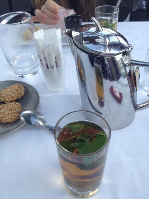 Thé à la menthe - Institut du Monde Arabe