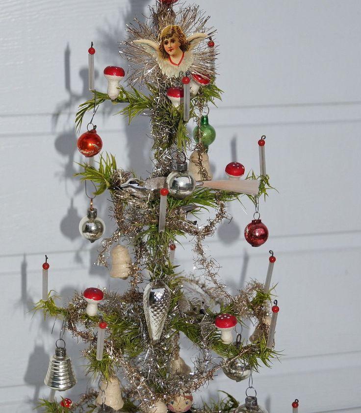 25 einzigartige echter weihnachtsbaum ideen auf pinterest. Black Bedroom Furniture Sets. Home Design Ideas