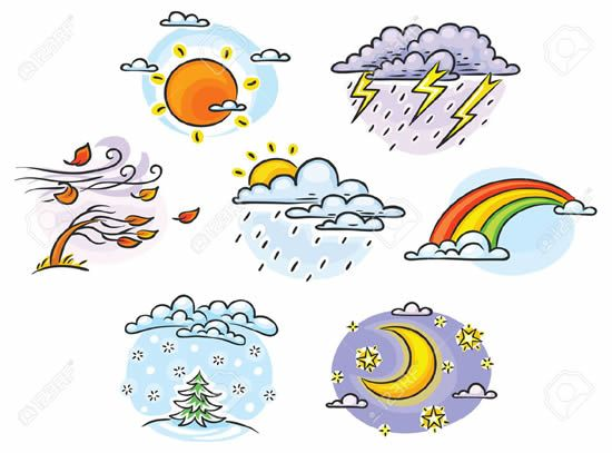 Silvia Bollada La Meteorologia De Casera Es Confiable Silviabollada Blogspot Comr 2017 10 La Meteorol Caricaturas De Ninos Dibujos Del Clima Dibujos Faciles