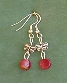 Butterfly Earrings £5.99