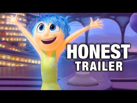Honest Trailer Inside Out