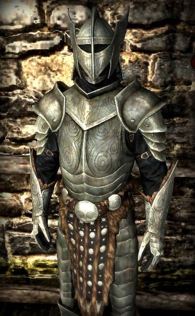 how to make your skyrim character look like
