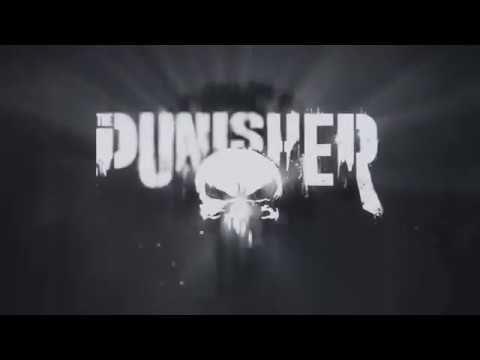 Marvel's The Punisher - Opening Credits / Intro - YouTube