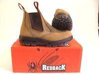 UBCH Redback Boots light brown