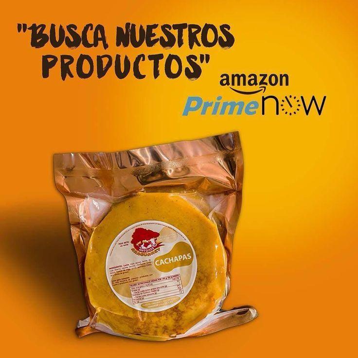Busca nuestro productos Usa la app amazon prime now!  Encuentra nuestros productos y que te lleguen a tu casa escribe en el buscador mercado La Paz y busca por productos ( tequeños cachapas etc..) Amazon PrimeNow - Mercado la Paz  . . . . . #amazonprimenow #madrid #mercadolapaz #tequeños #venezolanosenmadrid #comida #pideya #amazon #antojosraguaney #saborvenezolano