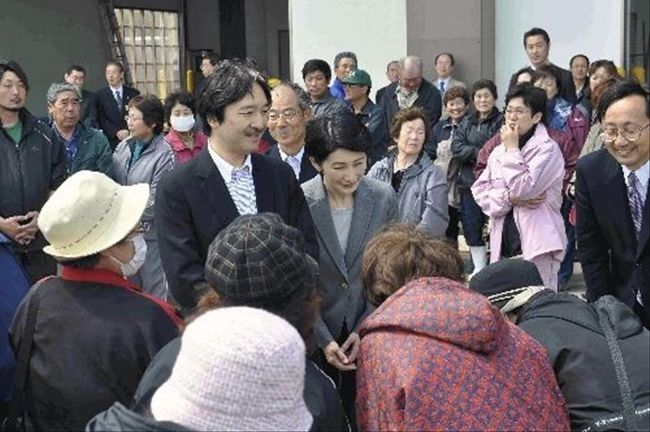 2011 5 10 青森県三沢市 市民と
