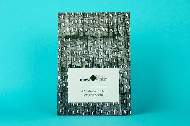 Iniva Charity Brochure. Minx Creative.