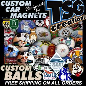 Calling ALL Sports Camp Business Needing Promotion Custom - Custom car magnets for sports