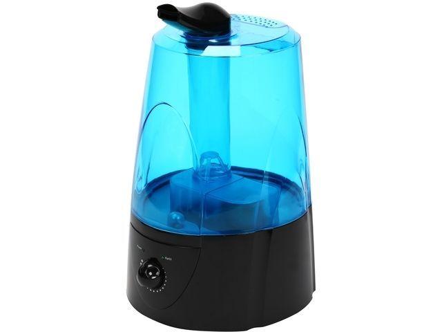 Rosewill RHHD-14002 - Ultrasonic Humidifier - Dual Cool Mist, 1.3 Gallon (5L) Ta #ad